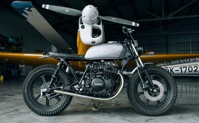 Výstavou custom motocyklů se na konci října otevře nová holešovická Továrna