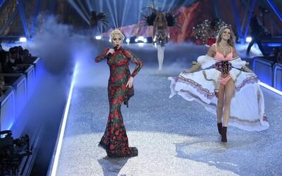 Vystoupení Lady Gaga z Victoria's Secret přehlídky se dostalo na veřejnost