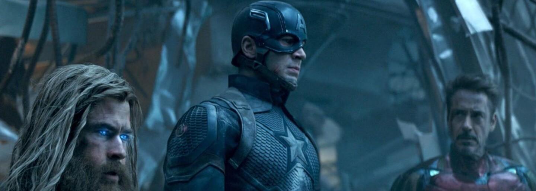 Vystrihnutá scéna z Endgame ukazuje, ako si Avengers uctili mŕtveho Tonyho priamo po lusknutí
