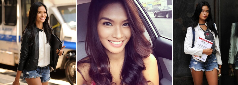 Vystudovala farmacii, dnes je modelkou Victoria's Secret. Kráska z Filipín inspiruje děvčata po celém světě