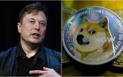 Vystúpenie Elona Muska v SNL bolo pre dogecoin prepadákom. Hodnota mémovej kryptomeny počas šou výrazne klesla