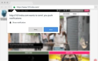 Vytáčejí vás v prohlížeči neustálé požadavky k povolení notifikací? Takto je vypnete