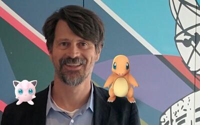 Vytvoření hry Pokémon GO mu trvalo 20 let, nicméně výsledek stojí za to. John Hanke a jeho cesta na vrchol