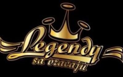 Využi exkluzívnu zľavu na lístky Legendy sa vracajú Vol.1