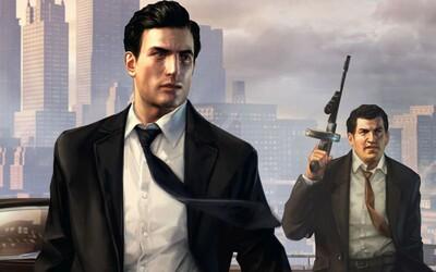 Vývojáři údajně makají na remasteru Mafie 1, měla by vypadat jako druhý díl. Mluví se i o Mafii 4