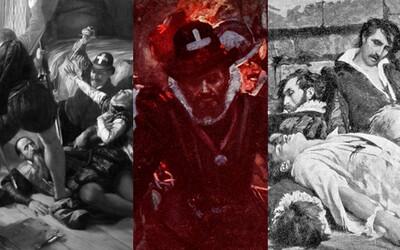 Vyvražďování hugenotů: Náboženský fanatismus, který vyvrcholil Bartolomějskou svatbou a smrtí 3000 lidí za jedinou noc