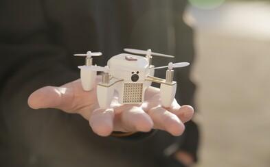 Vyzbierali 3,4 milióna eur na miniatúrneho drona, ale zľahla sa po nich zem. Najväčší projekt Kickstarteru skončil fiaskom