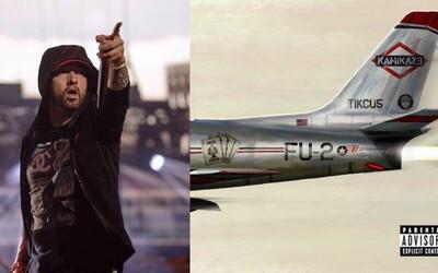 Vyžehlil Eminem novým albem Kamikaze to, co Revival pokazilo? (Recenze)