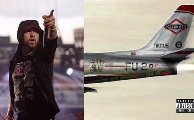 Vyžehlil Eminem novým albumom Kamikaze to, čo Revival pokazil? (Recenzia)