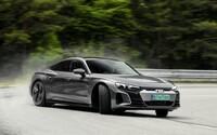Vyzkoušeli jsme Audi e-tron GT. Elektrická první liga, která boří předsudky o e-mobilech, je krok před konkurencí