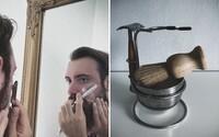Vyzkoušeli jsme klasické holení: je opravdu šetrnější k pokožce a můžeš díky němu předejít nepříjemným vyrážkám?