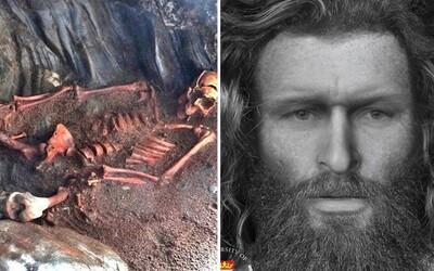 Výzkumníci našli ve skotských horách 1 400 let neprozkoumanou jeskyni, v níž ležela kostra člověka. Muž se měl stát obětí brutální vraždy