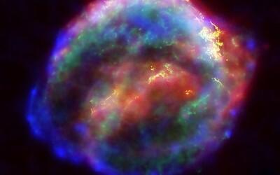 Vzácna zrážka hviezd rozžiari oblohu do červena. Katastrofické hviezdne divadlo zahrá až 1800 rokov starú udalosť