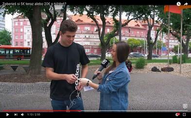 Vzali by si Slováci 5 eur na mieste alebo 20 o týždeň?