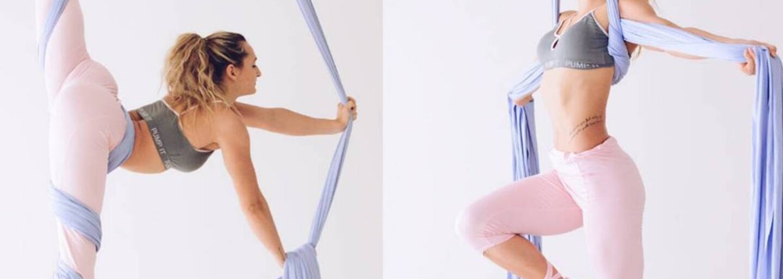 Vzdušná akrobacia je kombináciou sily a absolútnej ženskosti. Mladá Slovenka sa jej venuje naplno a svoj talent predvádza aj v zahraničí