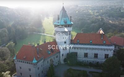 Vznešený zámok s chladnými múrmi a pestrofarebnou strechou v kombinácii s kvalitnou slovenskou elektronikou. Sleduj nové Scenery