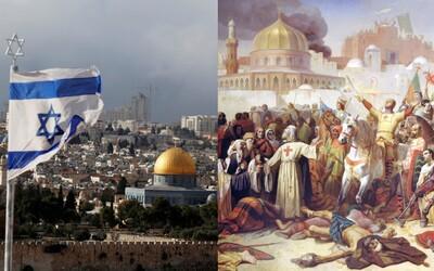Vzniku Izraele předcházela staletí utrpení, utlačování a krvavých střetů. Řada států však jeho existenci neuznává ani dnes