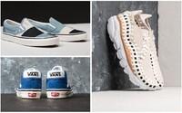 Vzorované Vansy, preplietané Nike alebo klasické adidasy. Po akých teniskách sa aktuálne oplatí siahnuť?