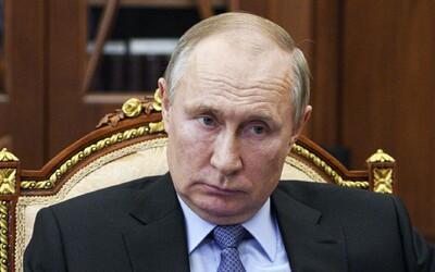 Vztahy mezi Ruskem a USA už dlouho nebyly tak špatné, tvrdí Putin. Biden je podle něj kariérista