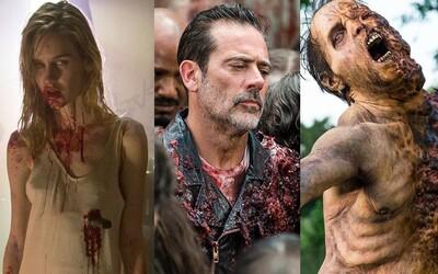 Walking Dead odhalí svojho prvého, kompletne nahého zombie. Máme sa už teraz obávať jeho ohavného zjavu?