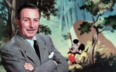 Walt Disney - otec pohádek a tvůrce našeho dětství