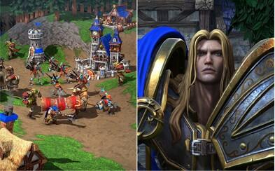 Warcraft 3 dostane remaster! Legendární pecku si zahrajeme ve 4K a s několika novinkami už příští rok