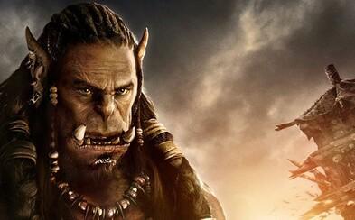 Warcraft ponúkne krvavé bitky stoviek Orcov a ľudí, dočkáme sa ďalšej veľkolepej fantasy?