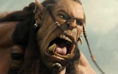 Warcraft v nových záběrech ukazuje Orky trhající lidi na kusy