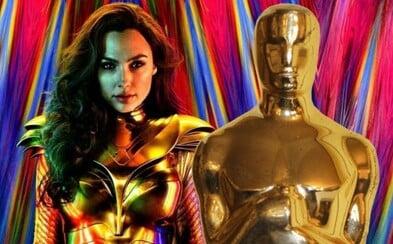 Warner Bros. chce, aby Wonder Woman soutěžila o všech 15 Oscarů. Směje se jim celý svět