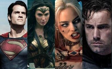 Warner Bros. si ohľadom DC univerza sype popol na hlavu. Ak chceme byť úspešní, musíme točiť lepšie filmy, vyhlásili