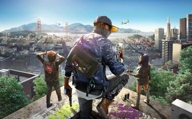 Watch Dogs 2 vyjde v listopadu, v debutovém traileru odhaluje krásy nového města, grafiky a hackerských možností