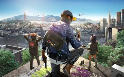 Watch Dogs 2 vyjde v novembri, v debutovom traileri odhaľuje krásy nového mesta, grafiky a hackerských možností