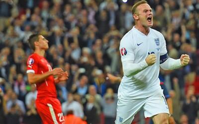 Wayne Rooney prekonal Sira Bobbyho Charltona a je najlepším strelcom histórie Albionu už vo svojich 29 rokoch
