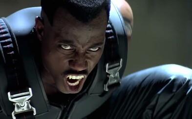 Wesley Snipes sa stretol s Marvelom kvôli oživeniu Bladea!