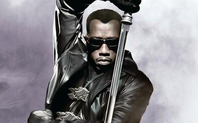 Wesley Snipes si nevie predstaviť, že by nového Bladea mohol hrať niekto iný, ako on sám. Uvidíme ho ako súčasť MCU?