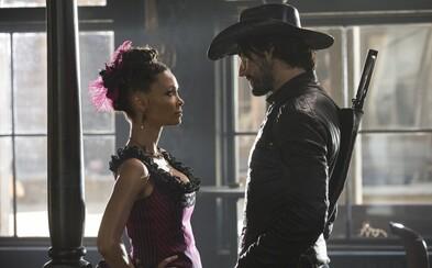 Westernové sci-fi Westworld od HBO predstavuje divákom svoj futuristický svet