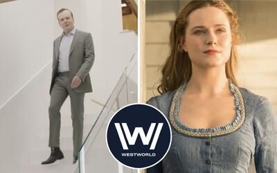Westworld znova láka na svoju tretiu sériu. HBO vytvorilo fiktívnu technologickú spoločnosť Incite