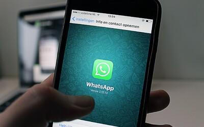 WhatsApp možná už nebude tak soukromý, Facebook chce sledovat tvé zprávy