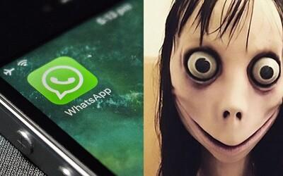 WhatsAppem se šíří nová sebevražedná hra Momo. Přirovnávají ji k Modré velrybě
