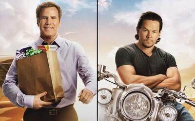 Wil Ferrell a Mark Wahlberg sa opäť spoja v pokračovaní Daddy's Home