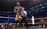 Wilder knokautoval svojho súpera a ostáva neporazeným boxerským šampiónom!