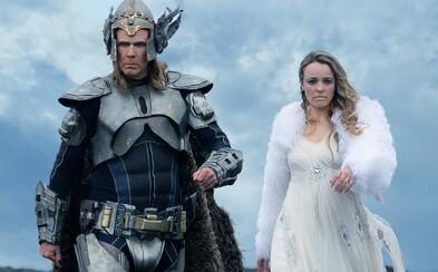 Will Ferrell a Rachel McAdams zpívají vikinskou píseň v komedii od Netflixu. Přihlásí se do Eurovize a rozhýbou ti bránice