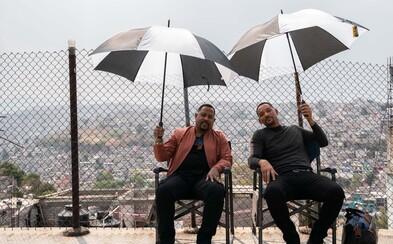 Will Smith a Martin Lawrence dokončili natáčení Bad Boys 3