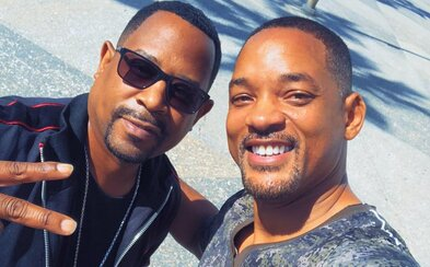 Will Smith a Martin Lawrence s výkrikmi radosti potvrdzujú Bad Boys for Life