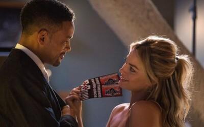 Will Smith a sexy Margot Robbie sú špičkoví kriminálnici v traileri pre komédiu Focus