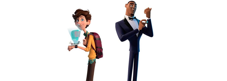 Will Smith a Tom Holland budú v špionážnom animáku zachraňovať svet