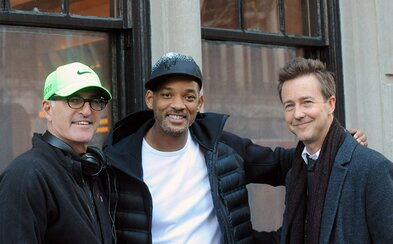 Will Smith, Edward Norton a ďalší skvelí herci začínajú natáčať tiesnivú drámu