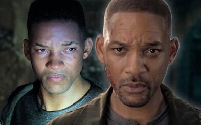 Will Smith je v akčnom sci-fi Gemini Man starnúci nájomný vrah, ktorého chce zabiť jeho vlastný klon