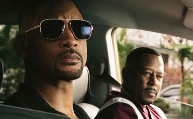 Will Smith sa hrá na Batmana. Nahláškovaný trailer pre Bad Boys for Life sľubuje pokračovanie, na ktoré sme čakali skoro 20 rokov