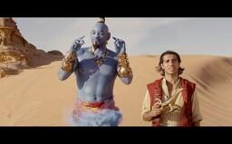 Will Smith si v Aladinovi krade všechny scény. Okouzlující dobrodružství nadchne všechny diváky (Recenze)